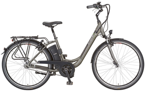 E-Bike e-novation von prophete