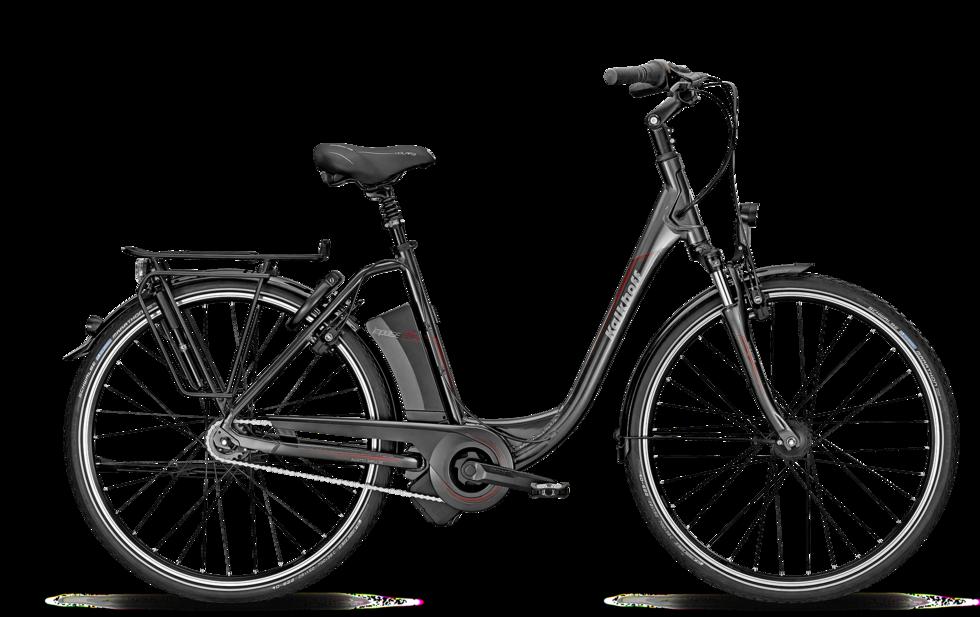E-Bike Kalhoff Agattu